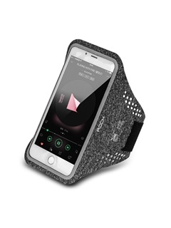 Sport Armband Sweatproof Running Exercise Gym Fitness Cellphone Sportband Bag with Fingerprint Touch and Key Holder for iPhone 7 7 Plus