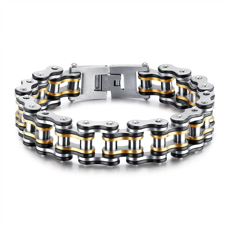 Hot Stainless Steel Mens Bracelet
