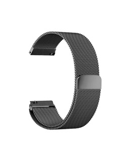 Samsung Gear S3 22mm Milanese Replacement Stainless Steel Band 5