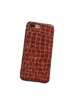 All-inclusive Phone Cases for iPhoneX Fashion Bling Glitter Shining Flash Powder