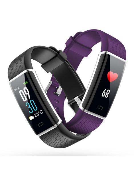 ID130C Bluetooth Smart Band Heart Rate Monitor for IOS and Android