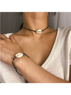 Choker Necklace Sweet Female Necklaces