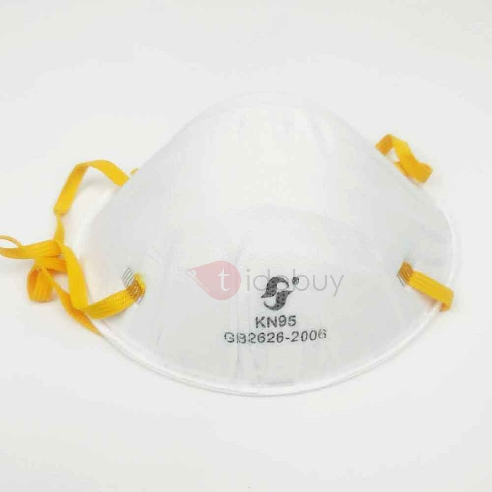 N95 Face Mask Anti PM2.5 Anti Particle Mask Protection Dustproof Mouth Filters