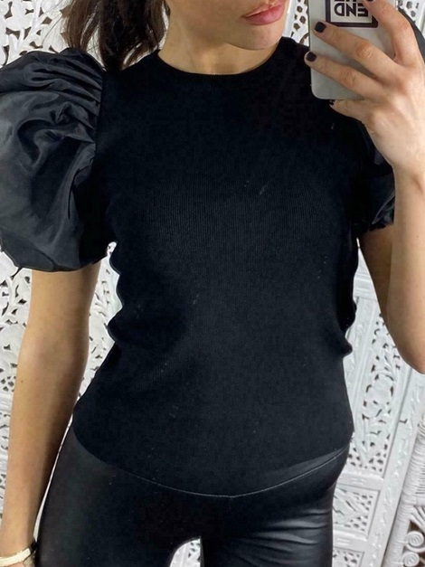 Short Sleeve Standard Round Neck Slim Summer Women's T-Shirt