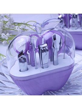 Wedding Favor Beauty Manicure Set 9 Pieces