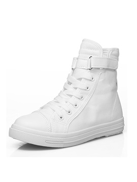 New Simple Style Women Sneakers