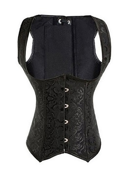 Sexy Women Corsets With Button