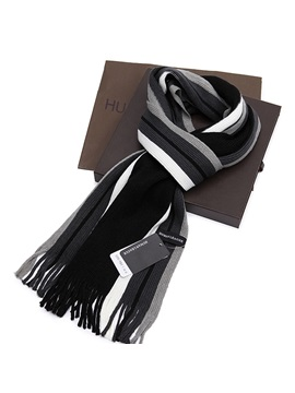 Fashion Stripe Style Mens Scarf