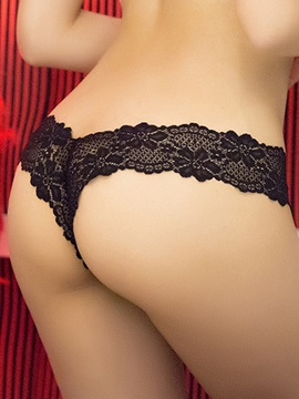 Top Quality Solid Low Waisted Seamless Women Thong