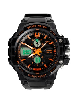 Male Sport Waterproof Digital Watch