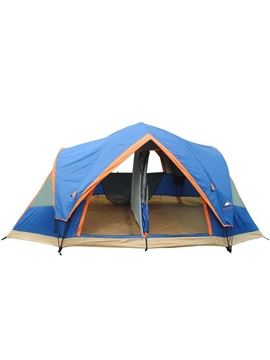5 8 Person 2 Room Camping Pop Up Tent