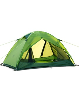 Durable 2 Person Windproof Easy Up Tent