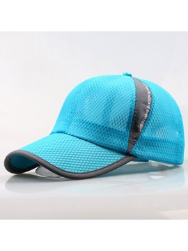 Net Design Mens Peaked Cap