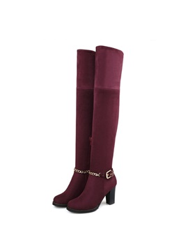 Tidebuy Online Store Thigh High Boots Made To Measure Sales For ...