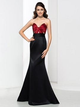 Sexy Sweetheart Hollow Mermaid Evening Dress