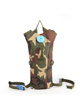 Portable Outdoor Hydration Packs Exclude Hydration Reservoirs