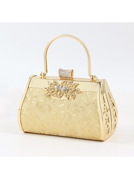 Ol Style Diamond Women Evening Bag