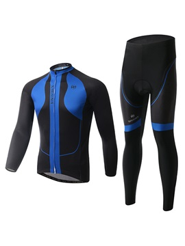 Polyester Sun Protective Cycling Outfit