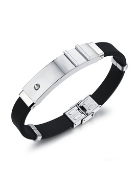European Style Plated Men Bracelet