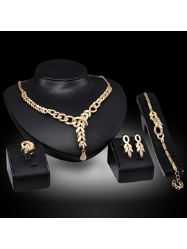 Hot Sale Alloy Jewelry Set