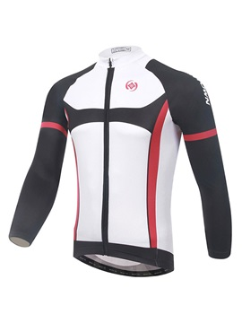 Polyester Raglan Sleeve Mens Cycle Jersey