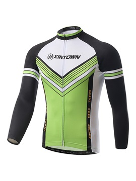 Multi Color Polyester Cycle Jersey