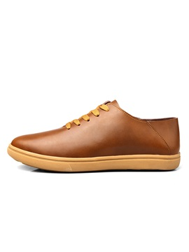 British Lace Up Casual Shoes For Men