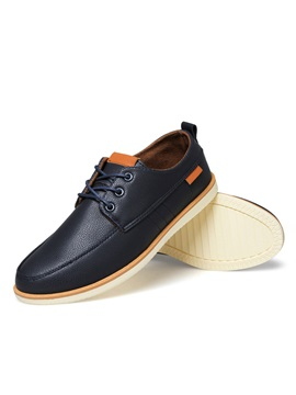 British Low Cut Round Toe Casual Shoes