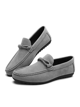 Pu Low Cut Mens Loafers