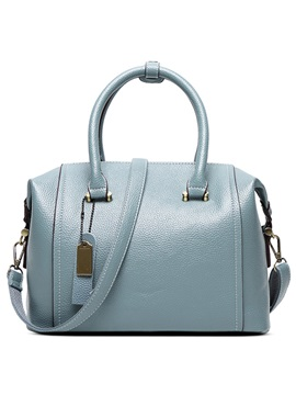 Top Quality Thread Zipper Women Satchel