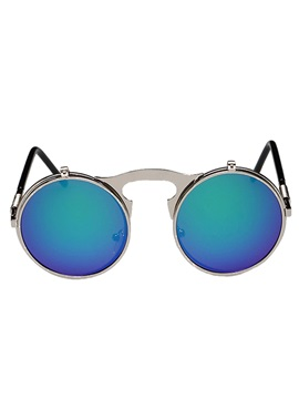 Chic Resin Lens Material Sunglasses