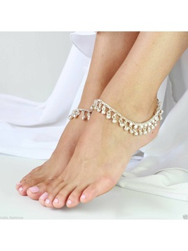 Casaul Alloy E Plating Women Anklets Price For A Pair