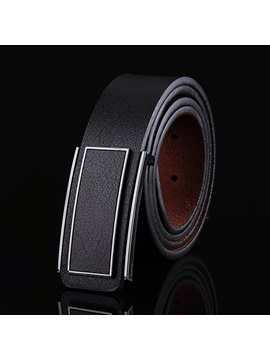 Casual Business Men Belt