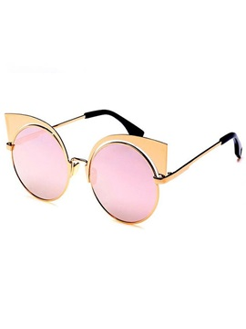Fashion Cats Eyes Shape Women Sunglasses