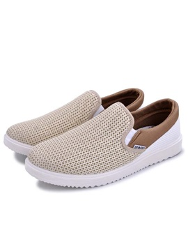 Breathable Mesh Casual Shoes For Men