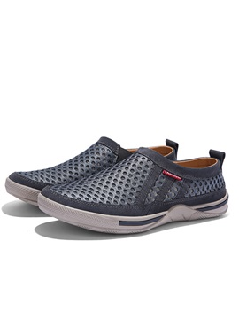 Breathable Mesh Slip On Shoes