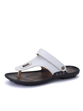 Pu Thong Slingback Mens Beach Sandals