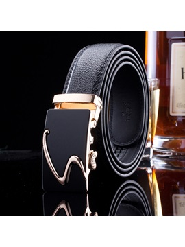 Universal Automatic Buckle Mens Belt