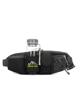 Cycling Bottom Pocket Position Waist Bag