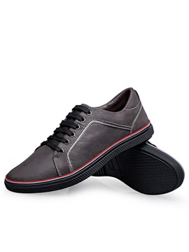 British Style Low Cut Casual Shoes