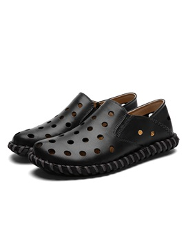 Hollow Lightweight Breathable Casual Mens Sandals