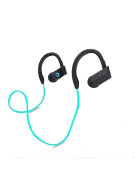 Bluetooth 41 Wireless Stereo Over Ear Style Sweatproof Earphone