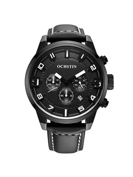 Multi Function Design Mens Strap Watch