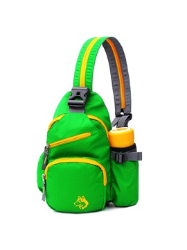 Multi Colors Choose Nylon Chest Bag