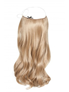Beautiful Wavy Human Hair Flip In Hair Extension