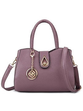 Simple Exquisite Pendant Women Satchel
