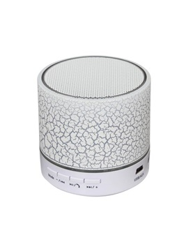 Led Mini Wireless Bluetooth Speaker A9 Tf Usb Fm Portable Musical Audio Loudspeakers Hand Free Call For Phone Pc With Mic