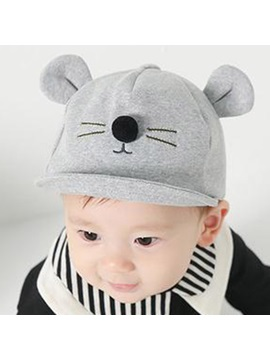 Soft Warm Thicken Kids Baseball Cap