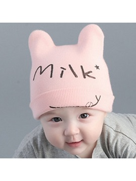 Lovely Soft Babys Knitted Hat