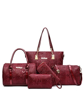 Embossed Bag Sets